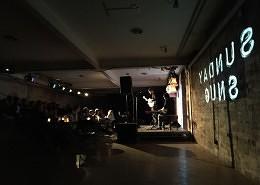 Sunday Snug performance 2