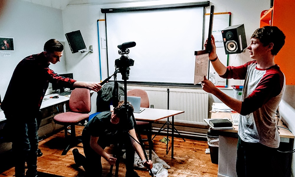 Media Production Filming