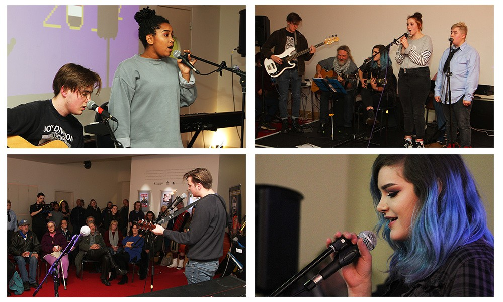 Bexhill Xmas Showcase at DLWP