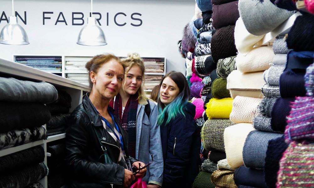 Fashion trip to Irregular Choice