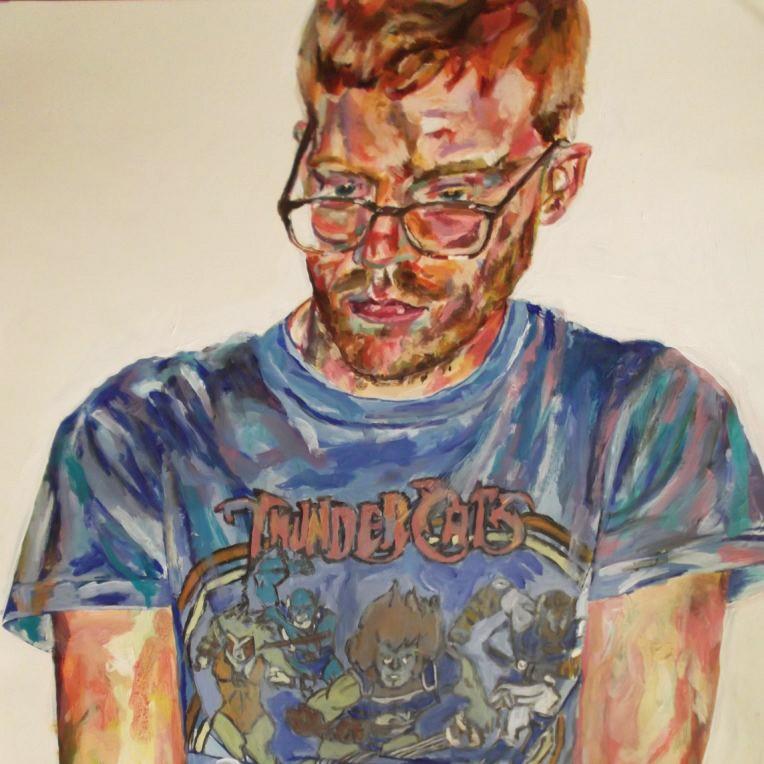 Artists Open House - James