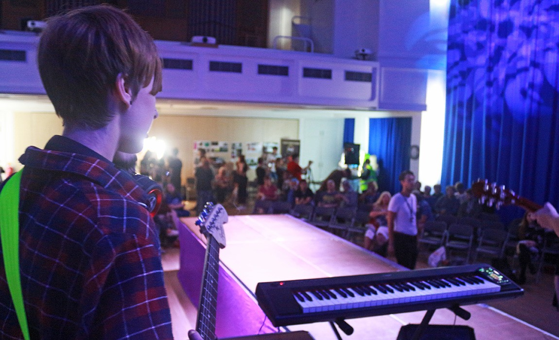 Brighton End of Year Showcase at Brighthelm Centre