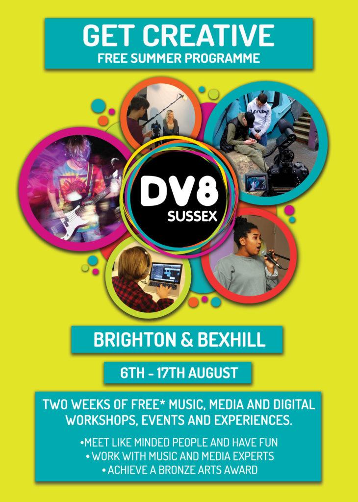 Get Creative Summer Programme