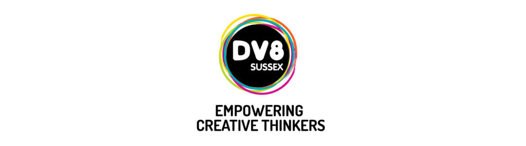 Dv8 Sussex Logo - Empowering Creative Thinkers