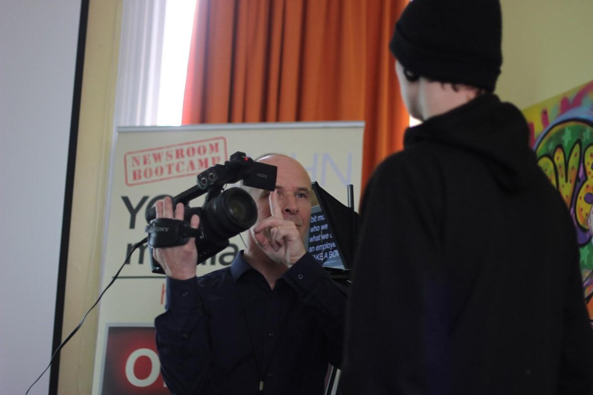 John Young Media Workshop 9
