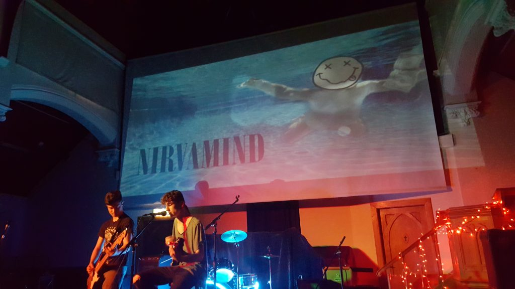 Bexhill End of Year Showcase Nirvamind
