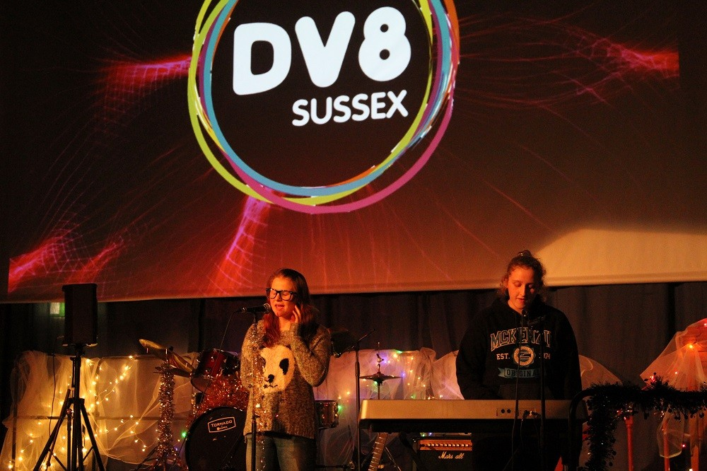 Dv8 Bexhill Christmas Showcase 2016