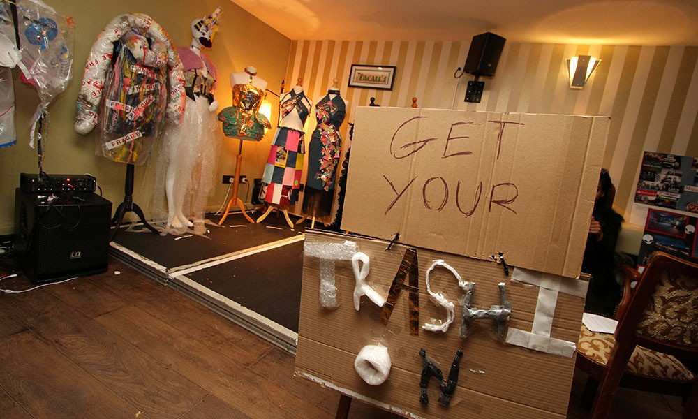 Trashion collection
