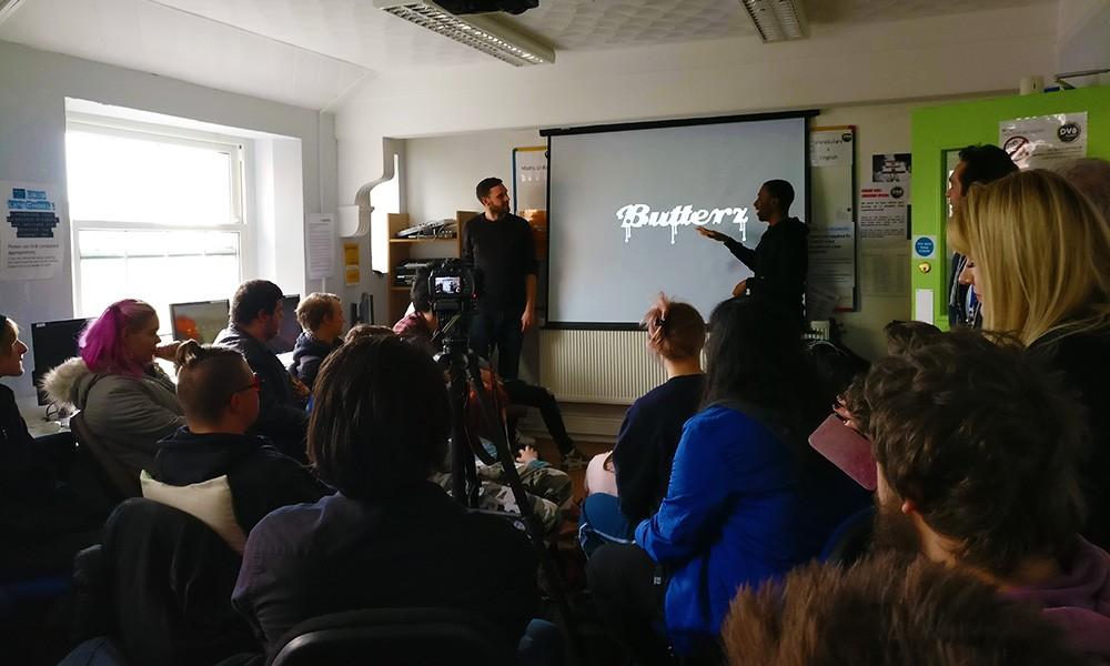 Elijah Butterz Industry Talk
