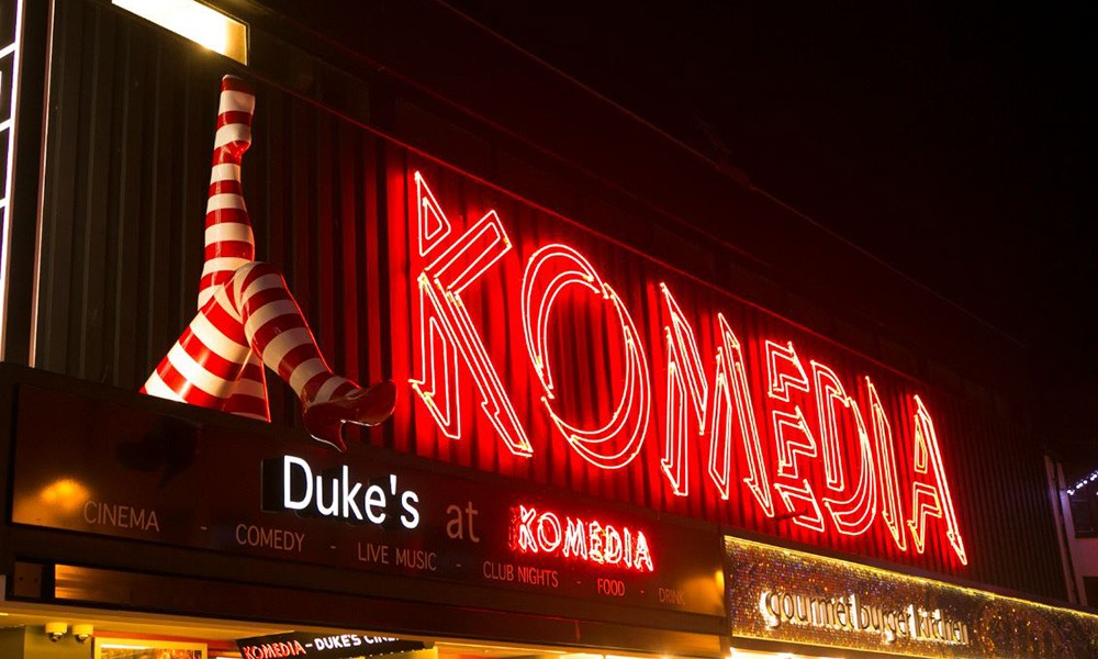 Komedia Internship Placement