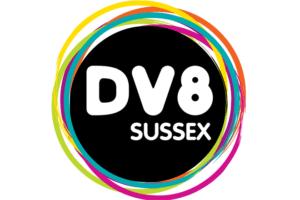 Dv8 Sussex Logo
