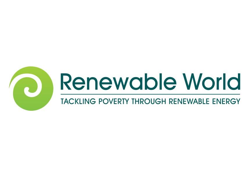 Renewable World Logo