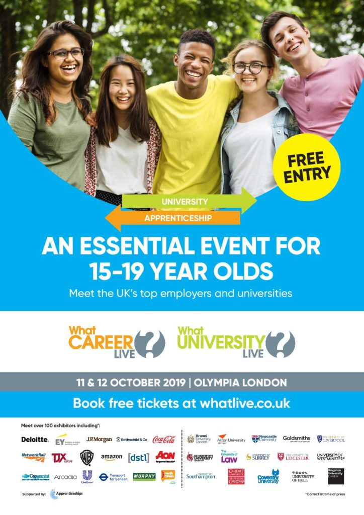 What Next Careers Event