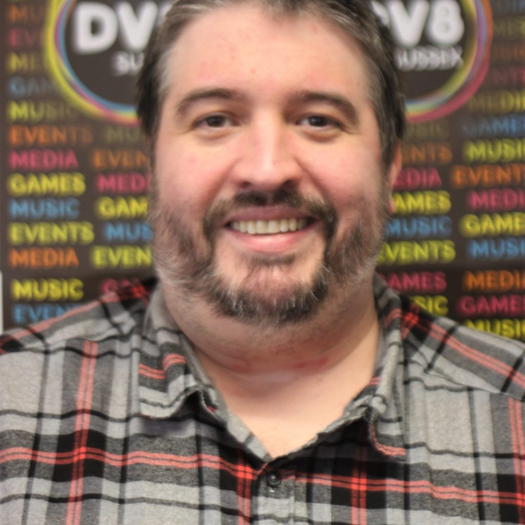James Brandon - Games Tutor